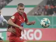 Innenbandanriss: 1. FC Heidenheim wochenlang ohne Abwehrspieler Beermann
