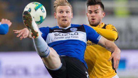 2. Liga: Bielefelds Erfolgsserie endet gegen Dynamo Dresden