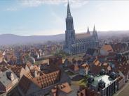Ulm: Sightseeing der Zukunft? Ein virtueller Flug durch Ulm und die Zeit