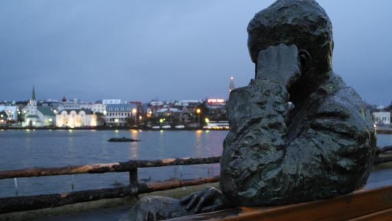 Reisen in Island: Zwischen Gletschern und Geysiren: Auf Island hat die Stille viele Namen