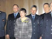Jahreshauptversammlung: Josef Wörle ist seit einem Vierteljahrhundert der Kommandant