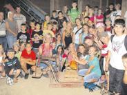Programm: Schüler ernten Kartoffeln in Walchshofen