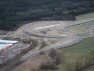 Straßenbau: Neue Auffahrt, neue Durchfahrt