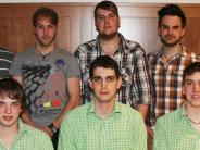Jahreshauptversammlung: Neues Führungsteam bei den Ecknacher Burschen