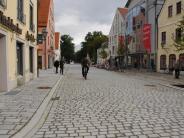 Verkehrsfreigabe: Freie Fahrt am Aichacher Tandlmarkt