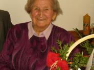 : Walburga Mahl feiert ihren 90.