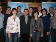 """Kommunalwahl: """"Affinger"""" CSU nominiert zwölf Kandidaten"""