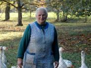 : Katharina Schweiger ist 85
