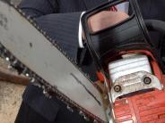 Heidenheim: Rocker schockieren Gäste in Diskothek mit Kettensäge