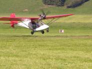 Kleinostheim: Eine Wolkendecke verursacht den Irrflug eines Piloten
