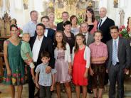 : Goldhochzeit eins in Allmering findet im Hause Jakob statt