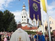 Sielenbach: Bruderschaft weiht ihre Fahne