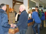 """Holzbearbeitung: Hausmesse im neuen """"Haus"""""""