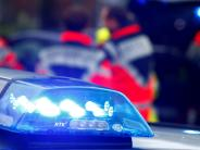 Polizeibericht: Hausmauer gerammt