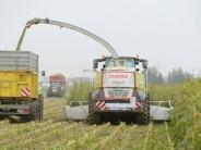 Maschinenring: Landwirte leiden unter ihrem Image