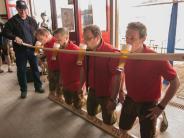 Jubiläum: Adelzhauser Feuerwehr ist jetzt Pate