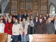 Musik: Debüt für den neuen Kirchenchor