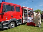 Feuerwehr: Neukirchen bekommt neues Feuerwehrauto