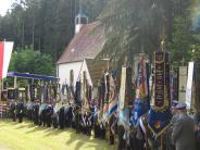 Baar: 90 Kriegervereine pilgern am Sonntag nach Maria im Elend