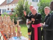 Festtag in Unterschneitbach: Die Glocken läuten wieder
