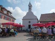 Kirche: Großes Fest fürs kleine Stockensau