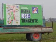 """Straßenbau: Osttangenten-Gegner: """"Kuschelphase"""" ist vorbei"""