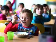 Betreuung: Kinder bleiben auch nachmittags an der Schule