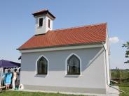 Aichach-Walchshofen: Neue Feldkapelle: Ein gemauerter Glaubensbeweis