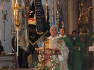 Kirche: Viele dankenPater Dominikus Kirchmaier zum Abschied