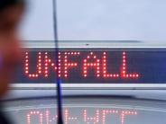 Denkendorf: Frau stirbt bei schwerem Verkehrsunfall auf der A9