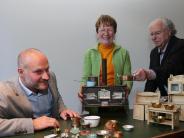 Stadtmuseum: Puppenküche und Schaukelpferd