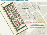 Gemeinderat II: Regenwasser soll in Krebsbach fließen