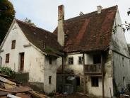 Aichach-Unterschneitbach: Alte Mühle von Helmut Well: Sanierung ist fast beendet