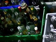 Aichach-Untergriesbach: Untergriesbach: Leere Getränkekisten aus Getränkemarkt gestohlen