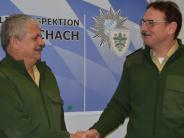 Personalie: Peter Löffler wird zweiter Polizei-Chef