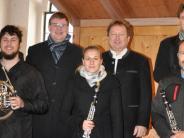 Musik: Missa St.Cecilia uraufgeführt