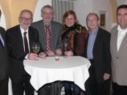 Neujahrsempfang: Aichacher SPD kritisiert Hassbotschaften im Netz