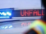 Adelsried: Unfall nach Spurwechsel auf der A8