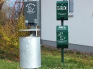 Aindling-Pichl: Freude über neuen Radweg, Zurückhaltung bei Hundetoiletten