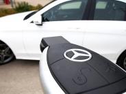 Aichach-Friedberg: Diebe lassen gestohlenen Audi in Aichach auf offener Straße stehen