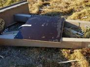 Aichach-Griesbeckerzell: Polizei ermittelt in Zell wegen Sachbeschädigung