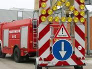 Bilanz: Der Anhänger der Feuerwehr Adelzhausen ist veraltet