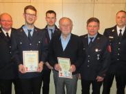 Generalversammlung: Lob und Ehrung bei der Sulzbacher Feuerwehr