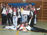Bezirksfinale: Lebenshilfe-Schüler tanzen zum Titel
