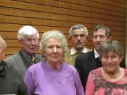 Versammlung: Kassenwart gibt sein Amt nach 44 Jahren ab