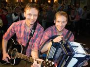 Musik: Brugger Buam starten in Aindling in die Konzertsaison