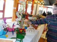Ostern: Weniger Besucher beim Basar der Tschernobylhilfe in Aindling