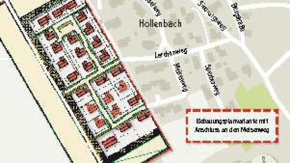 """Gemeinderat: Wohnen in Hollenbach am """"Finkenweg"""" und """"Am Greppenfeld"""""""