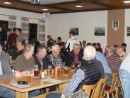 Versammlung: Stolz auf reibungslosen Umbau des Sportheims