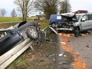 Aichach/Pöttmes: Prozess um tödlichen Unfall: Angeklagter spricht von Blackout